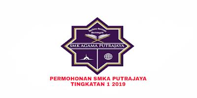 Permohonan SMKA Putrajaya 2019 Tingkatan 1 Online