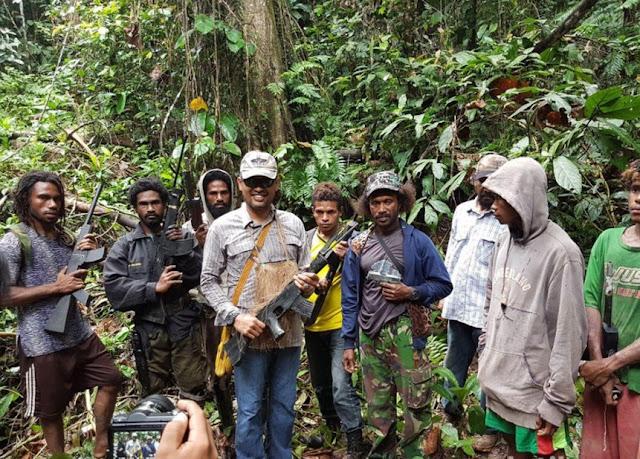 Tentara OPM Serahkan Diri, TNI: Mereka Lihat Papua Semakin Maju