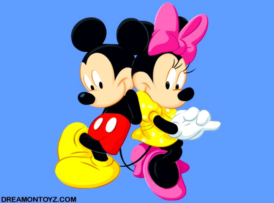 Mickey Mouse And Minnie Mouse Cartoon Wallpaper Wallpapers App