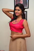 Akshita super cute Pink Choli at south indian thalis and filmy breakfast in Filmy Junction inaguration by Gopichand ~  Exclusive 006.JPG