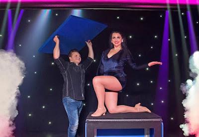 LMFAO magic comedy show