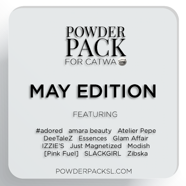 Powder Pack May Catwa