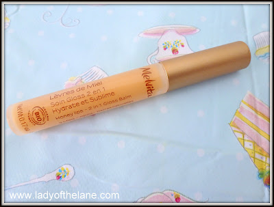 Melvita Honey Lips Gloss Balm