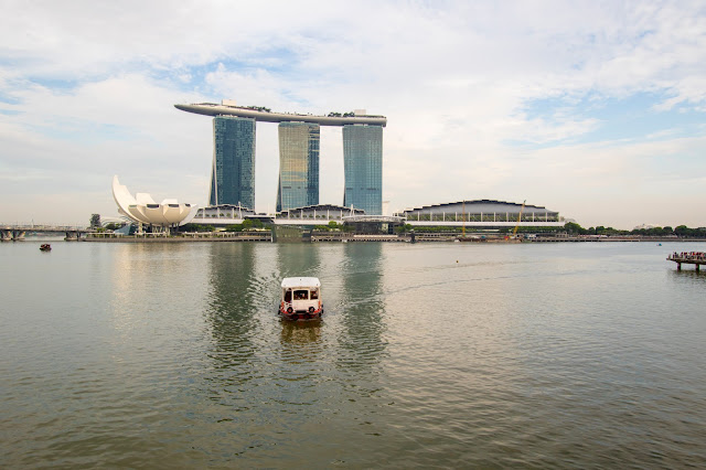 Marina bay Sands-Singapore