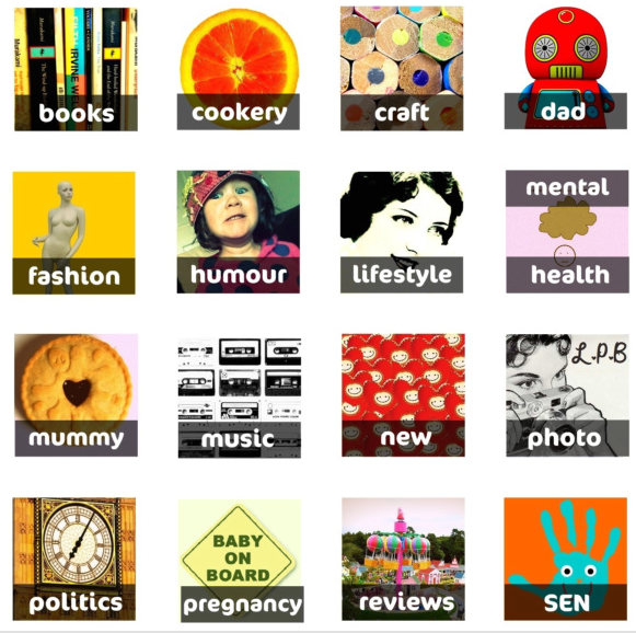 Love Eclectic Blogs