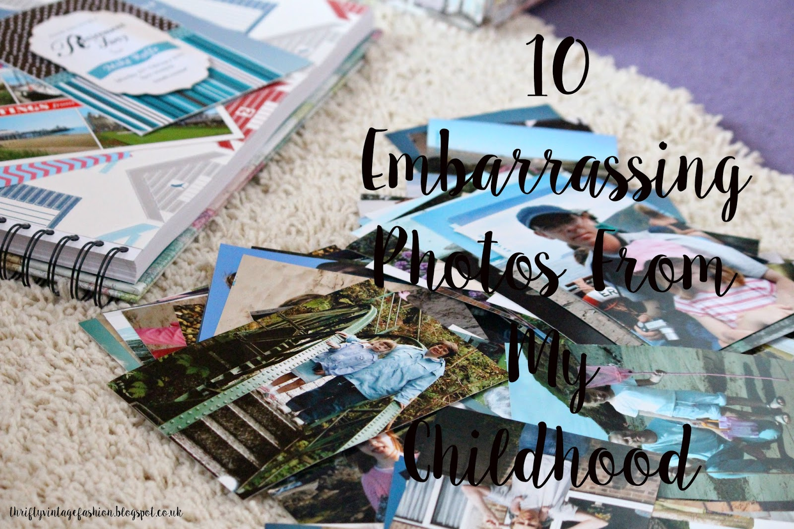 10 Embarrassing Photos From My Childhood  memories buzzfeed lists blogger UK