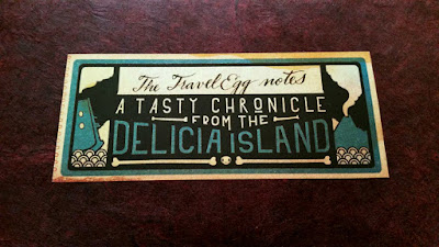 [Letture]: The TravelEgg Notes: A Tasty Chronicle from the Delicia Island