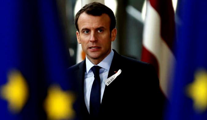 السلطات الفرنسية تعتقل 6 أشخاص حاولوا الاعتداء على الرئيس ماكرون