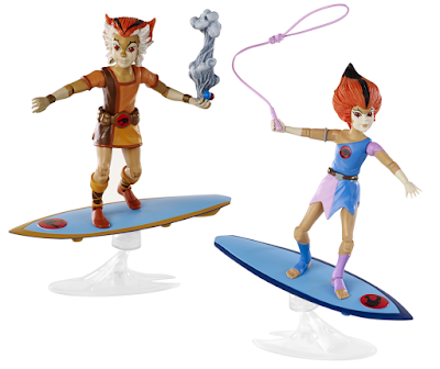 San Diego Comic-Con 2016 Exclusive ThunderCats WilyKit & WilyKat Action Figure 2-Pack