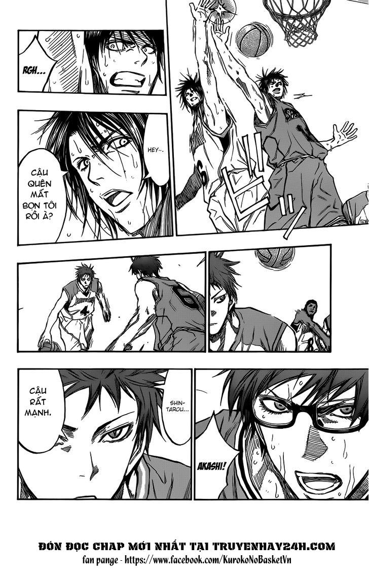 Kuroko No Basket chap 179 trang 11