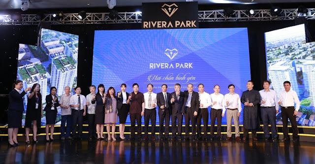 Ra mắt thương hiệu Rivera Park