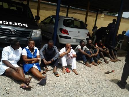 doctor nurse arrested onitsha anambra