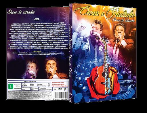 Download Cezar e Paulinho Show de Estrada DVDRip 2016 Download Cezar e Paulinho Show de Estrada DVDRip 2016 123