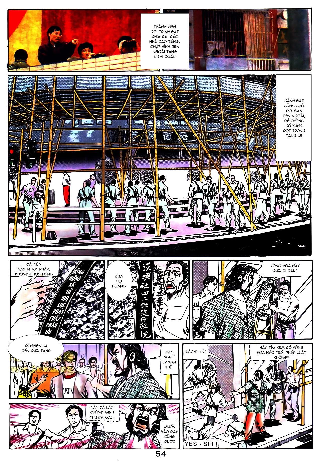 Người Trong Giang Hồ chapter 108: phong vũ cố nhân lai trang 29