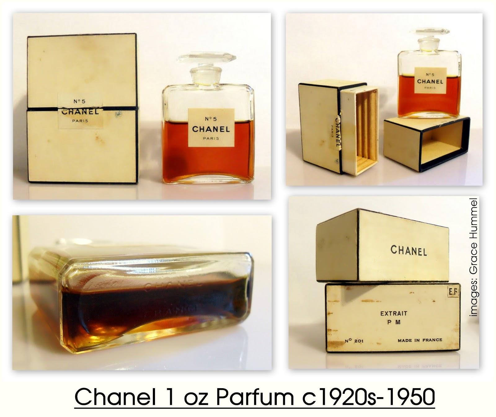 Chanel Perfume Bottles Vintage Chanel No 5 Perfume Bottles