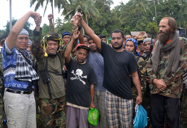 3 more Indonesians freed by Abus