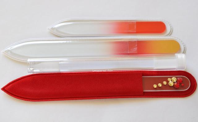 Aveniro Glass Nail Files Review