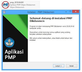 Instal PMP 2018.04