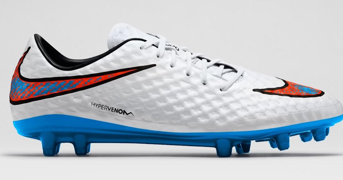9d250f252 White Nike Hypervenom Phantom 2014-2015 Boot Revealed - Footy Headlines