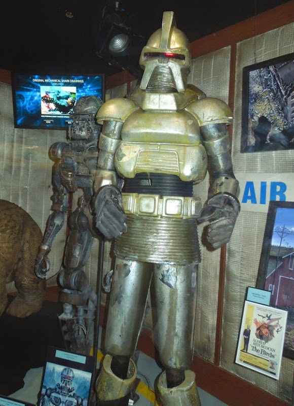 Battle of Galactica animatronic Cylon Universal Studios