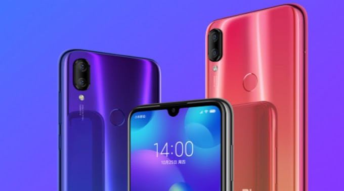 Xiaomi Mi Play Full Specifications, Price and Features