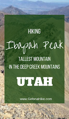 Hiking Ibapah Peak, Deep Creek Mountains, Utah