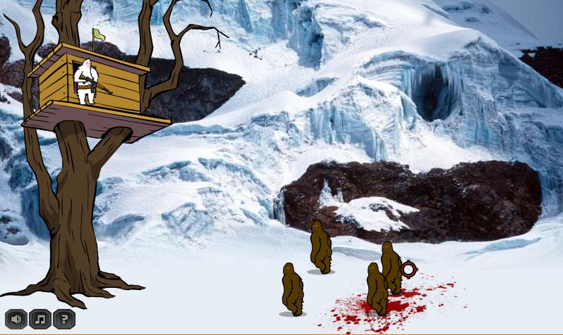 I Loved the Yeti: Yeti/Sasquatch Annihilation