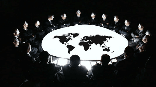Agenda Illuminati Orde Dunia Baru,