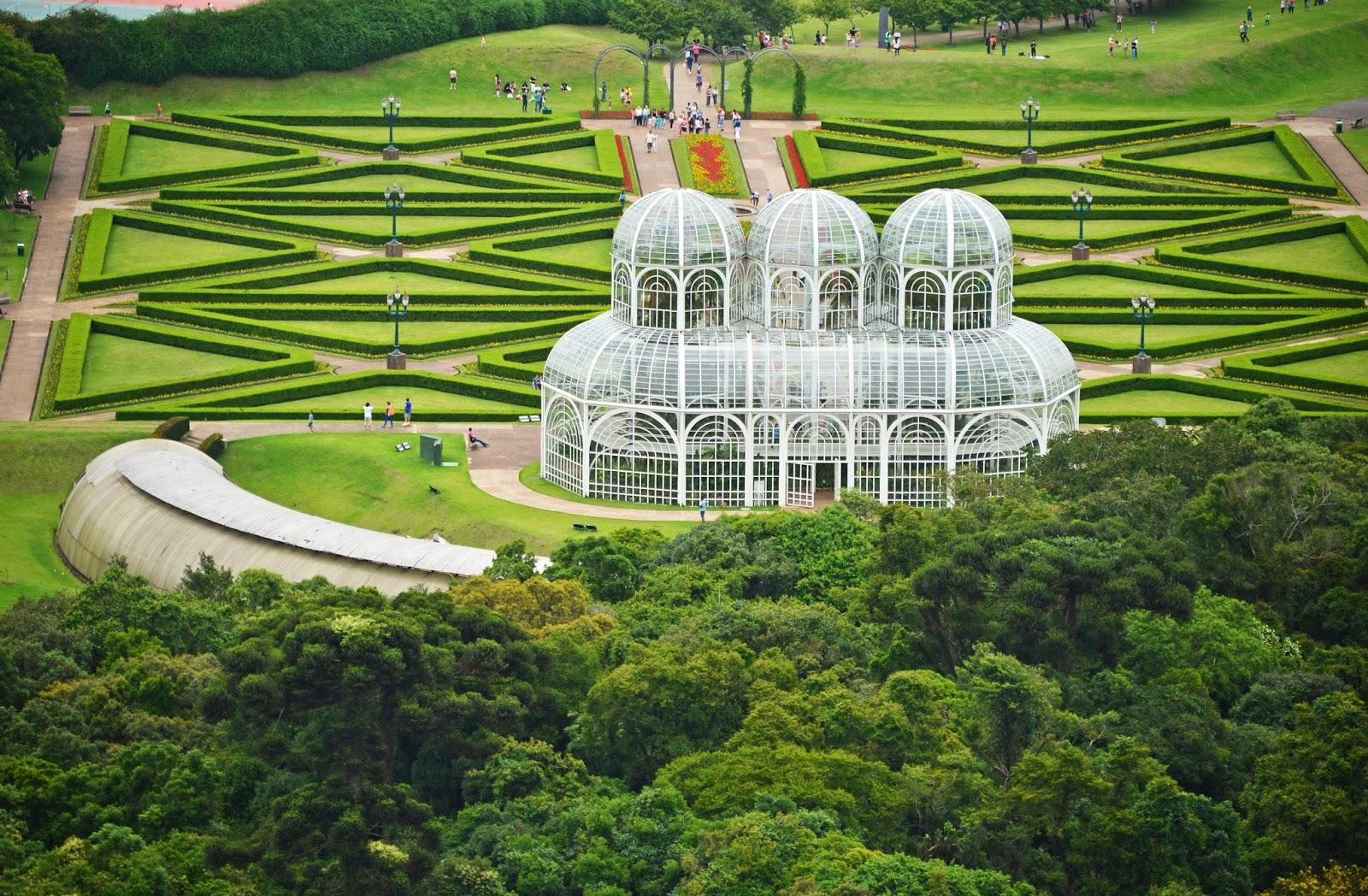 Nag on the Lake Aerial Views of Landscape Design