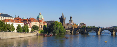 """The Amazing Race"" Kind of Summer: Prague"