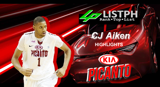 Video Playlist: CJ Aiken Kia Picanto import 2018 Commissioners' Cup highlights
