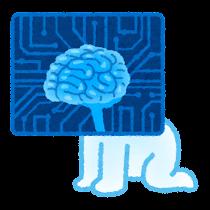 成長する人工知能のキャラクター(赤ちゃん)
