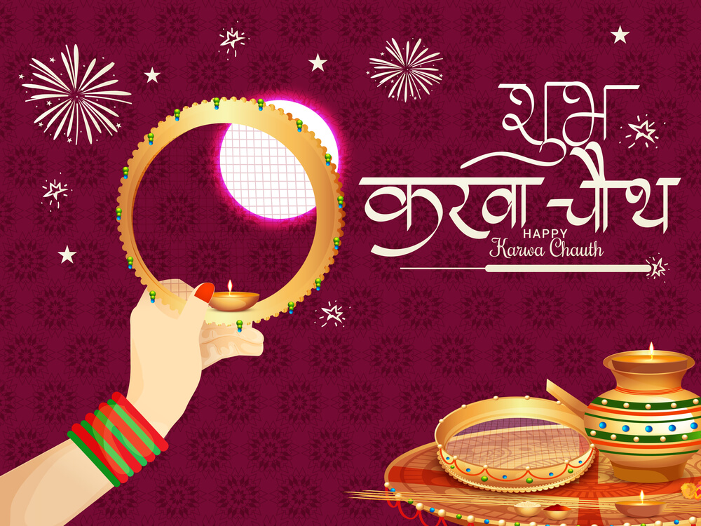 Karva Chauth Images and Wishes with Images.