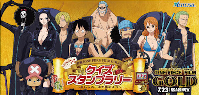 Download Film One Piece Gold (2016) Bluray Subtitle Indonesia