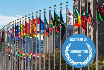 United Nations Day: 24 October 2017