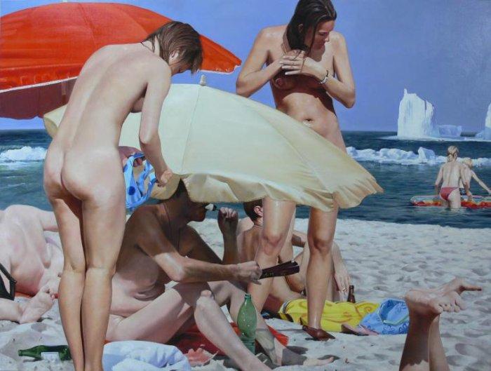 Немецкий художник. Rolf Ohst