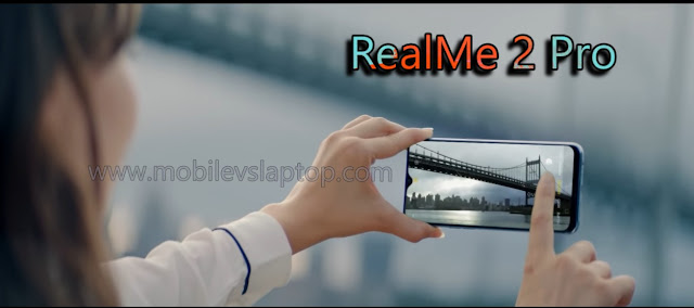 RealMe 2 Pro Features