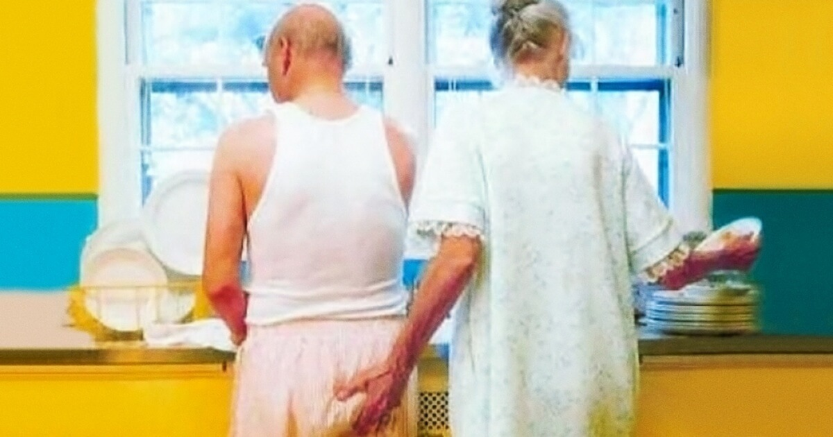 20 Exhilarating Images That Show Love Has No Age Limits