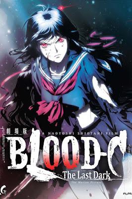 Download Blood-C The Last Dark (2012) 720p BluRay Subtitle Indonesia