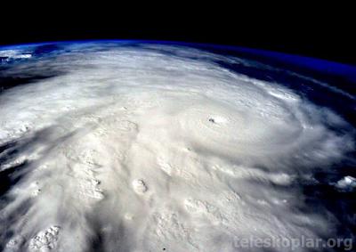 Kasırga fotoğrafı