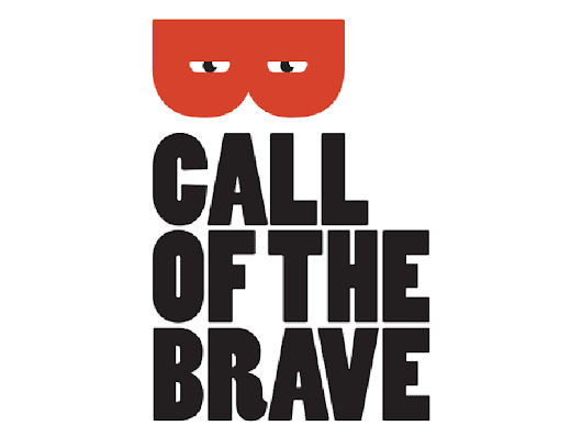 Call of the Brave - T-shirt design