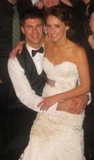 Joseph Mauer Wife Maddie Bisanz