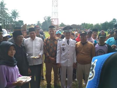 Meriahnya Hari Ulang Tahun (HUT) Desa Rajabasa Lama ke-111