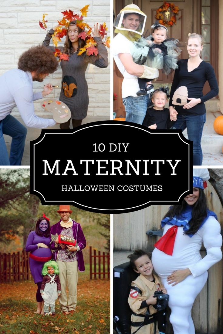 Do it yourself divas 10 greatest diy maternity halloween costume ideas the do it yourself divas solutioingenieria Choice Image