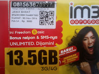 Cara Daftar Paket Indosat Unlimited Terbaru
