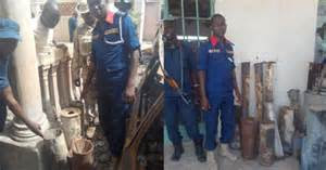 Nigerian Security and Civil Defence Corps (NSCDC)