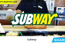 Jawatan Kosong di Subway.