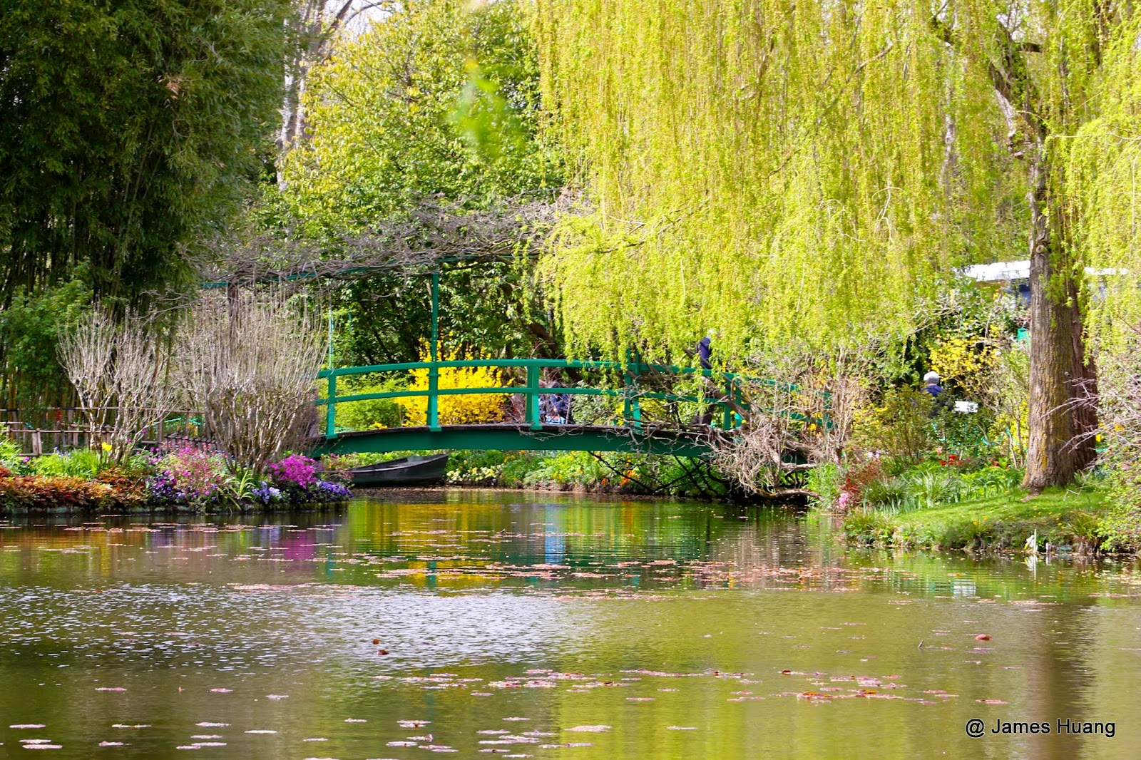 Cloude Monet 39 S House And Gardens Giverny France James