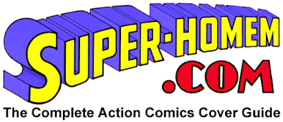 Super-Homem.COM: The Complete Action Comics Cover Guide