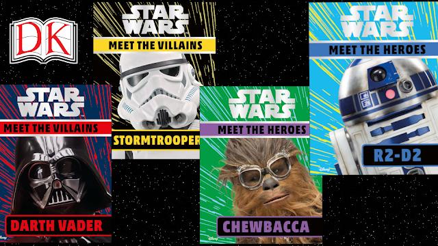 DK: Zapowiedź nowej serii Meet the Heroes & Villains